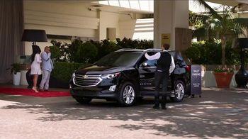 2018 Chevrolet Equinox LT TV Spot, 'Valet' [T2] - Thumbnail 1