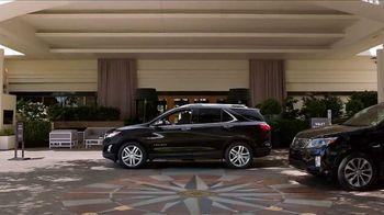 2018 Chevrolet Equinox LT TV Spot, 'Valet' - Thumbnail 6