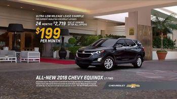 2018 Chevrolet Equinox LT TV Spot, 'Valet' - Thumbnail 8