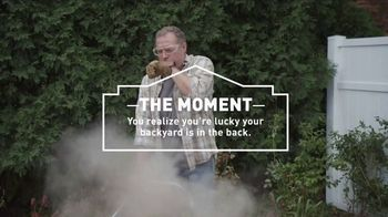Lowe's TV Spot, 'Backyard Moment: Leaf Blower' - Thumbnail 4