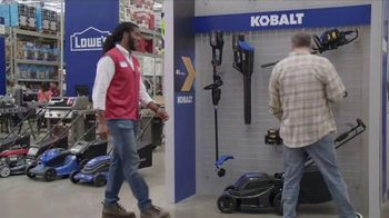 Lowe's TV Spot, 'Backyard Moment: Leaf Blower' - Thumbnail 6