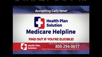 Health Plan Solution TV Spot, 'Medicare Helpline'