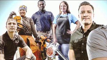 STIHL TV Spot, 'Real People: Yard Boss and Handheld Blower' - Thumbnail 1