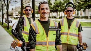 STIHL TV Spot, 'Real People: Yard Boss and Handheld Blower' - Thumbnail 2