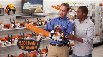 STIHL TV Spot, 'Real People: Yard Boss and Handheld Blower' - Thumbnail 8