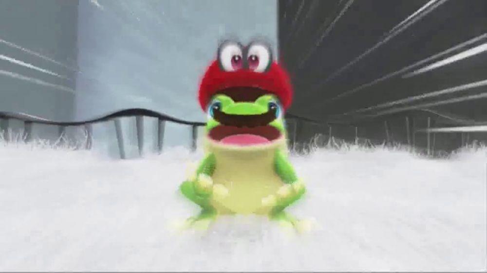 8797276df85 Super Mario Odyssey TV Commercial