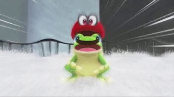 Super Mario Odyssey TV Spot, 'Meet Cappy'