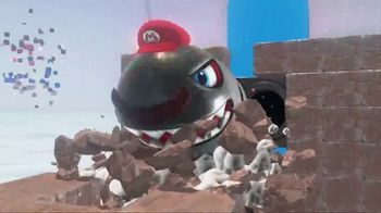 Super Mario Odyssey TV Spot, 'Meet Cappy' - Thumbnail 3