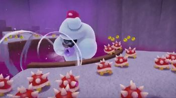 Super Mario Odyssey TV Spot, 'Meet Cappy' - Thumbnail 4