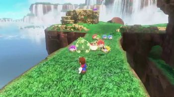 Super Mario Odyssey TV Spot, 'Meet Cappy' - Thumbnail 5