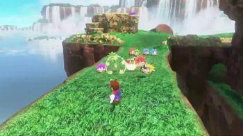 Super Mario Odyssey TV Spot, 'Meet Cappy' - Thumbnail 5