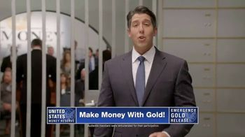 U.S. Money Reserve TV Spot, 'Make Money With Gold!' - Thumbnail 1
