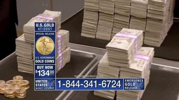 U.S. Money Reserve TV Spot, 'Make Money With Gold!' - Thumbnail 7