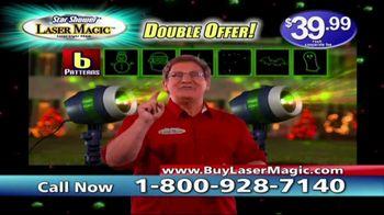 Star Shower Laser Magic TV Spot, 'Magical Moving Images' - Thumbnail 9