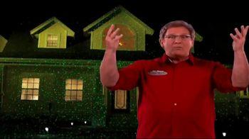 Star Shower Laser Magic TV Spot, 'Magical Moving Images' - Thumbnail 1