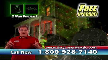 Star Shower Laser Magic TV Spot, 'Magical Moving Images' - Thumbnail 8