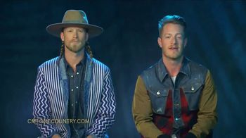 CMT One Country TV Spot, 'How You Can Help' Ft. Jason Aldean, Keith Urban