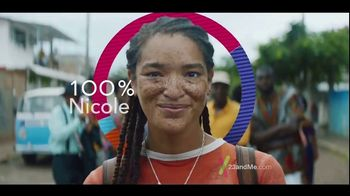 23andMe TV Spot, '100% Nicole: Journey' Song by Gertrude Lawrence - 6962 commercial airings