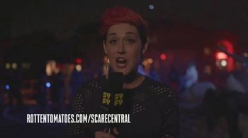 Rotten Tomatoes Scare Central TV Spot, 'Syfy: Join the Conversation' - 25 commercial airings