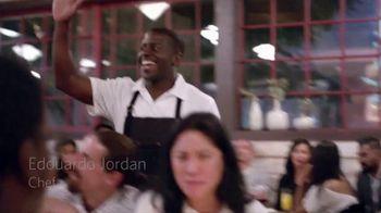 Delta Launchpad TV Spot, 'VICELAND: Chef Edouardo Jordan'