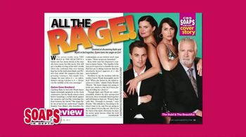 CBS Soaps in Depth TV Spot, 'Bold & Beautiful Explodes'