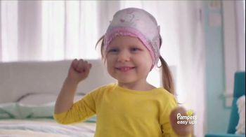 Pampers Easy Ups TV Spot, 'Potty Training Underwear for Toddlers' - Thumbnail 1
