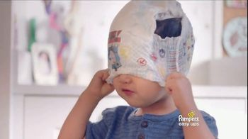 Pampers Easy Ups TV Spot, 'Potty Training Underwear for Toddlers' - 21771 commercial airings