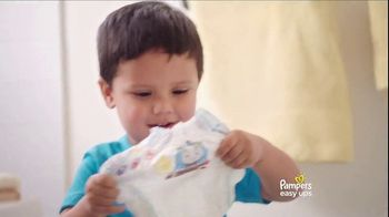 Pampers Easy Ups TV Spot, 'Potty Training Underwear for Toddlers' - Thumbnail 4