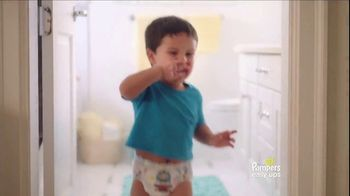 Pampers Easy Ups TV Spot, 'Potty Training Underwear for Toddlers' - Thumbnail 5