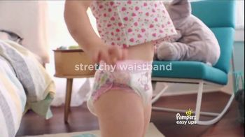Pampers Easy Ups TV Spot, 'Potty Training Underwear for Toddlers' - Thumbnail 7