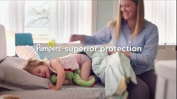 Pampers Easy Ups TV Spot, 'Potty Training Underwear for Toddlers' - Thumbnail 8