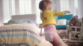Pampers Easy Ups TV Spot, 'Potty Training Underwear for Toddlers' - Thumbnail 9