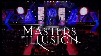 Masters of Illusion TV Spot, '2017 Bally's Las Vegas'