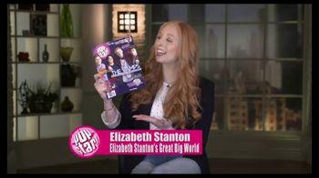 Popstar! Magazine TV Spot, 'Better Than Ever' Featuring Elizabeth Stanton - Thumbnail 1