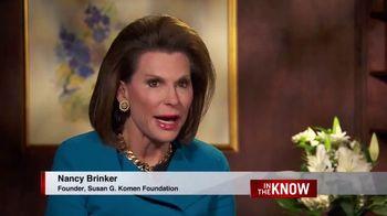 Healthy Women TV Spot, 'In the Know: Genius 3D Exam' Feat. Nancy Brinker - Thumbnail 3