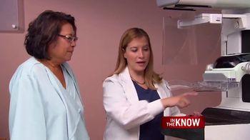 Healthy Women TV Spot, 'In the Know: Genius 3D Exam' Feat. Nancy Brinker - Thumbnail 5