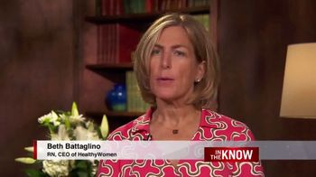Healthy Women TV Spot, 'In the Know: Genius 3D Exam' Feat. Nancy Brinker - Thumbnail 6