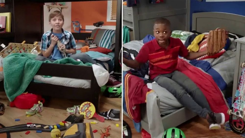 Rooms To Go Kids Tv Commercial My Stuff Ispot Tv