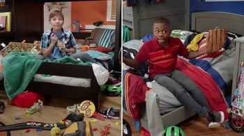 Rooms to Go Kids TV Spot, 'My Stuff' - Thumbnail 4