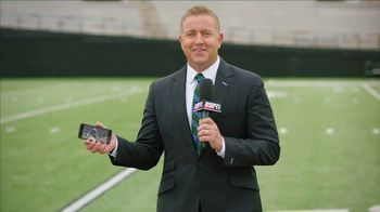 Hulu With Live TV TV Spot, 'ESPN: One Place' Featuring Kirk Herbstreit - 48 commercial airings