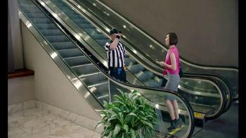 GEICO TV Spot, 'One Job: Escalator' - 8 commercial airings