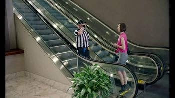GEICO TV Spot, 'One Job: Escalator' - 5 commercial airings