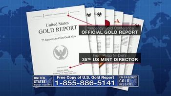 U.S. Money Reserve TV Spot, 'Classified US Gold Report' - Thumbnail 8