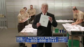 U.S. Money Reserve TV Spot, 'Classified US Gold Report' - Thumbnail 9