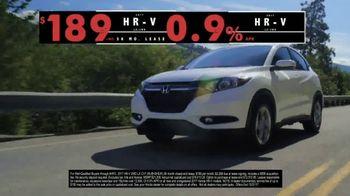 Honda TV Spot, 'Experience Fall' [T2] - Thumbnail 5