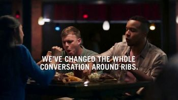 TGI Friday\'s Big Ribs TV Spot, \'Bigger, Bolder and Meatier\'