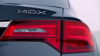 2017 Acura MDX TV Spot, 'By Design: Coast'