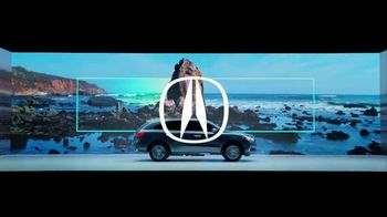 2017 Acura MDX TV Spot, 'By Design: Coast' [T2] - Thumbnail 6