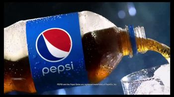 Pepsi TV Spot, 'Delicious and Refreshing'