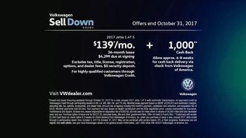 Volkswagen Sell Down Event TV Spot, 'Open House: 2017 Jetta' [T2] - Thumbnail 9